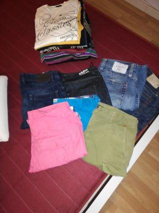 lote de ropa de chico