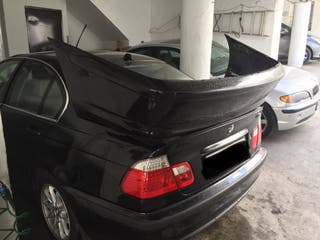 Paragolpes trasero Bmw e46 restyling