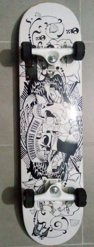 Skate/Monopatín Oxelo