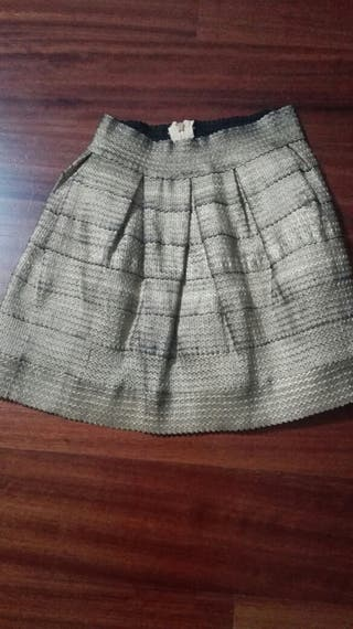 bccc01d86 Falda negra de segunda mano en Sant Joan Despí en WALLAPOP