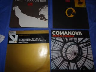 25 vinilos de musica electronica