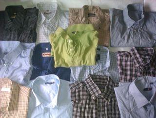 324955c0 Camisas tallas grandes de segunda mano en Madrid en WALLAPOP