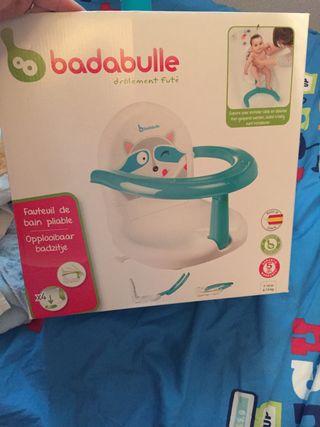 Asiento para bañera para bebés