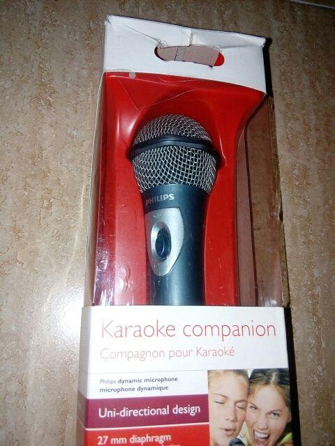 Micrófono Karaoke Philips