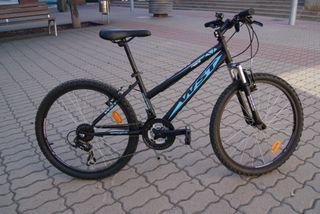 Bicicleta WST Sniper.