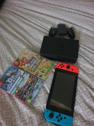 Nintendo Switch plus
