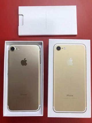 Iphone 7 ORO. TUTTOMOVIL