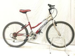 Bicicleta montaña coluer puma 24 3