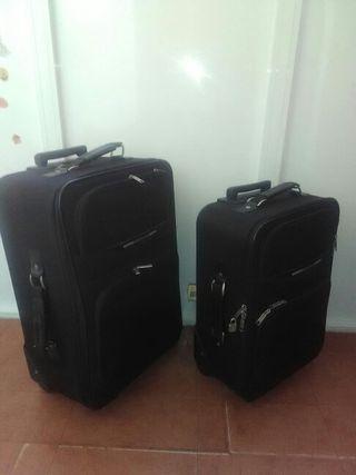 Maletas de viaje