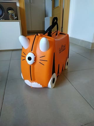 maleta divertida para viajar