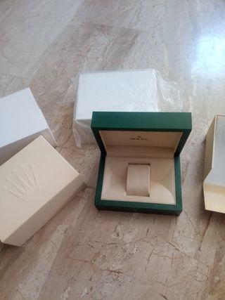 Cajas para Rolex