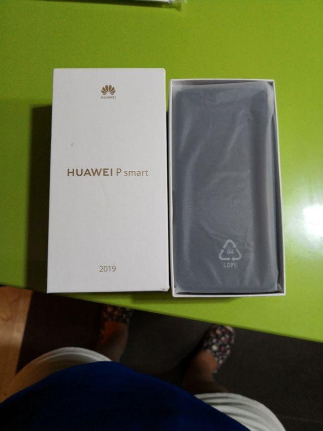 Huawei P smart 2019 sin estrenar