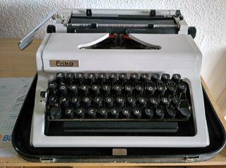 Maquina de escribir.