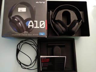 Auriculares Astro A10,Ps4/Xbox one/Moviles