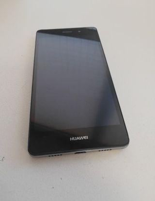 Huawei P8 lite color negro. Funciona perfectament.