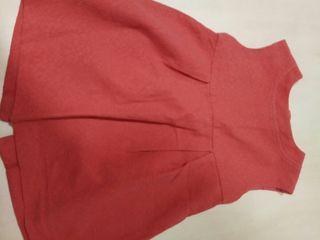Vestido Zara talla 18-24 meses
