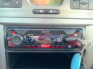 Radio coche Sony