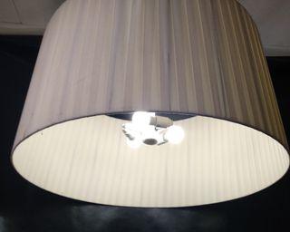 gran lámpara de techo para salon