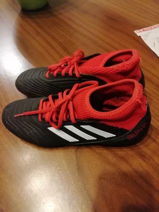botas de tacos