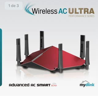 Router D-Link AC3200 Ultra Wi-Fi Router