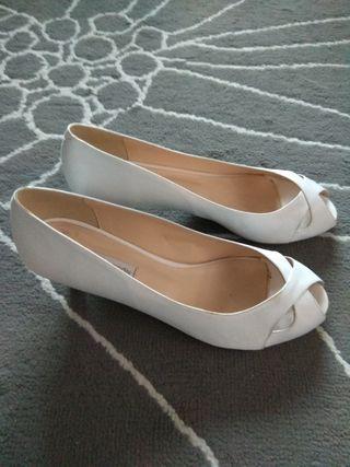 Zapato novia t. 40
