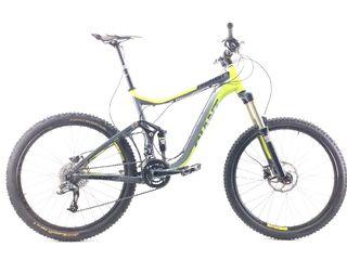 Bicicleta montaña giant reign sillin