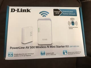 D-link Repetidor amplificador wifi