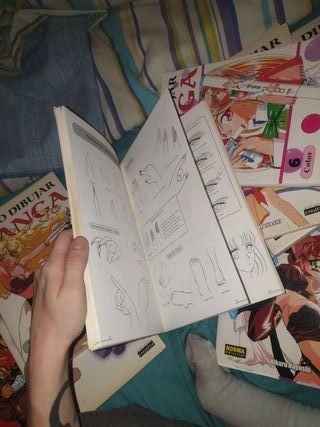 como dibujar manga