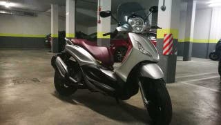 PIAGGIO BERVERLY 350 ST_ASR/ABS