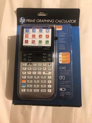 CALCULADORA PROGRAMABLE HP PRIME