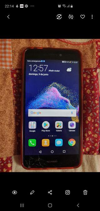 Huawei p8 lite en black