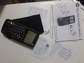 calculadora grafica hp50g