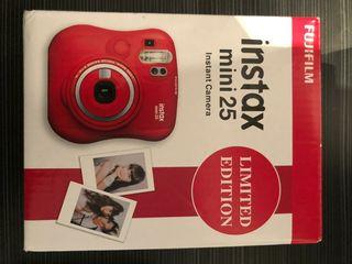 Polaroid Fujifil Instax Mini 25 + 10 papel foto