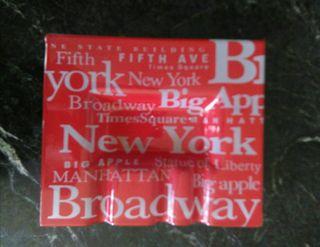 cenicero new York