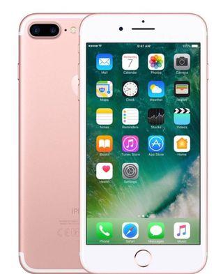 iPhone 7 Plus rosa oro