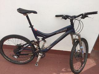 Bici doble Specialized
