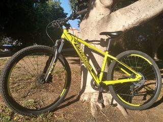 Bicicleta de Montaña Orbea (3 meses de uso)