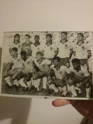 Foto Seleccion Brasileña Mundial
