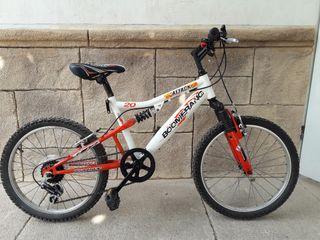 Bicicleta niño Boomerang Attack 20'