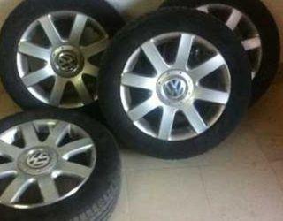 llantas + neumáticos