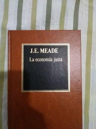 La economía justa, de Meade