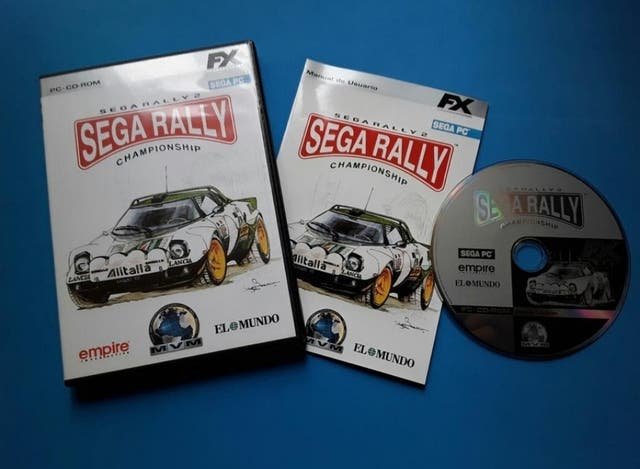PC - Sega Rally