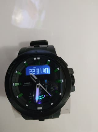 Reloj Casio Pro Trek PRW-7000 1AER