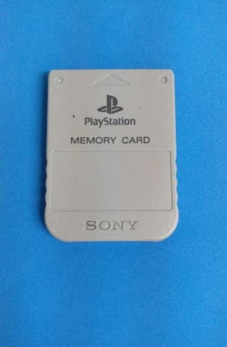 Memory Card Playstation ps1