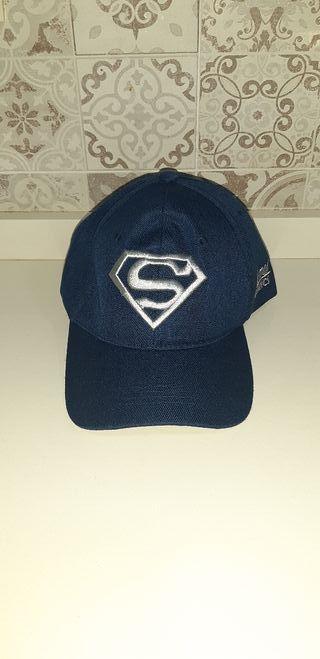 gorra deportiva Superman Azul a estrenar