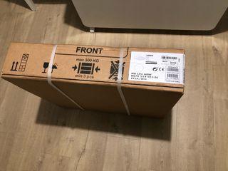 Campana extractora LAGAN Ikea Blanca