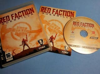 Ps3 - Red Faction Guerrilla