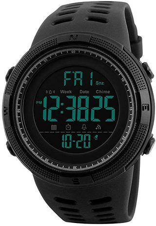Reloj deportivo SKMEI all black