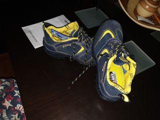códigos de cupón bien fuera x unos dias Zapatos de seguridad de segunda mano en Fuenlabrada en WALLAPOP