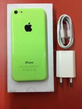 IPhone 5c/32gb.1 año garantía